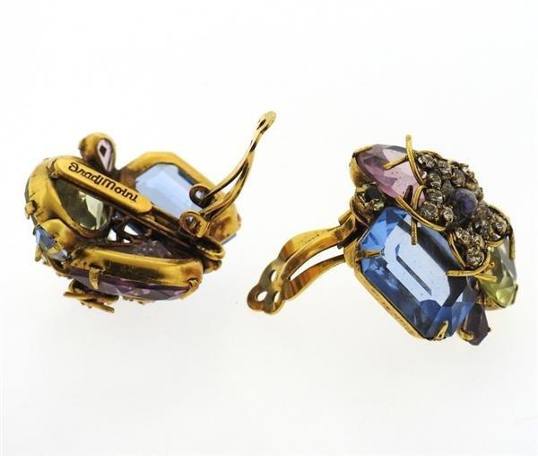 Iradj Moini Multi Color Gemstone Earrings - 4