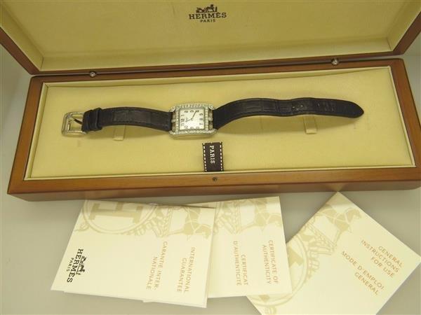 Tiffany & Co 14k Gold Black Stone Barbell Cufflinks - 2