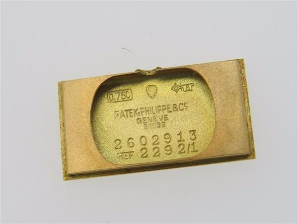 18k Gold Red Stone Diamond Ring - 2