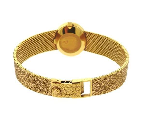 Patek Philippe 18k Gold Lady's Watch 3349 - 2