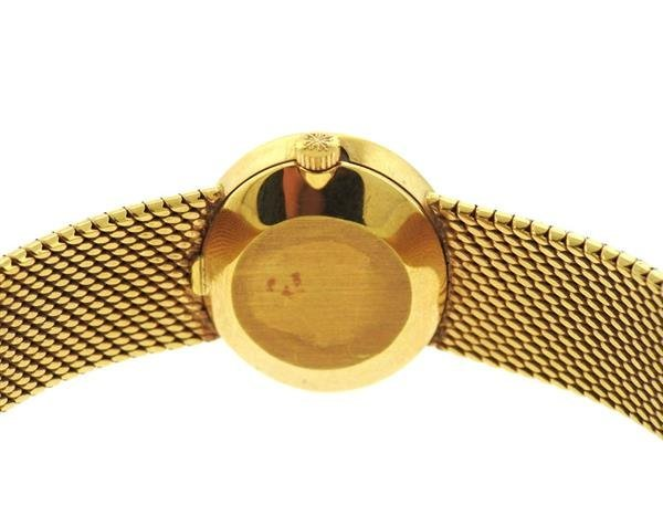 Patek Philippe 18k Gold Lady's Watch 3349 - 3