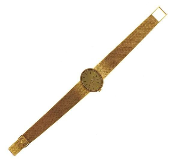 Patek Philippe 18k Gold Lady's Watch 3349 - 4