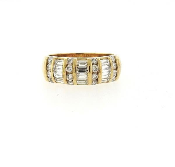 14k Gold 2.00ctw Diamond Ring