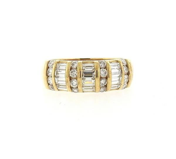 14k Gold 2.00ctw Diamond Ring - 2