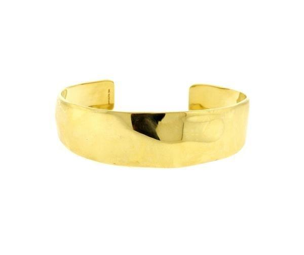 Ippolita 18k Gold Organic Cuff Bracelet