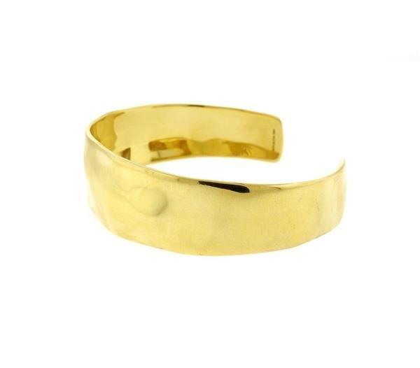 Ippolita 18k Gold Organic Cuff Bracelet - 2