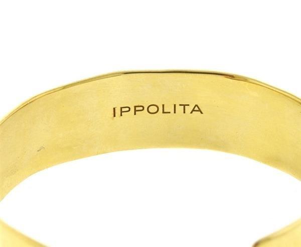 Ippolita 18k Gold Organic Cuff Bracelet - 4