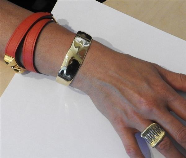 Ippolita 18k Gold Organic Cuff Bracelet - 6
