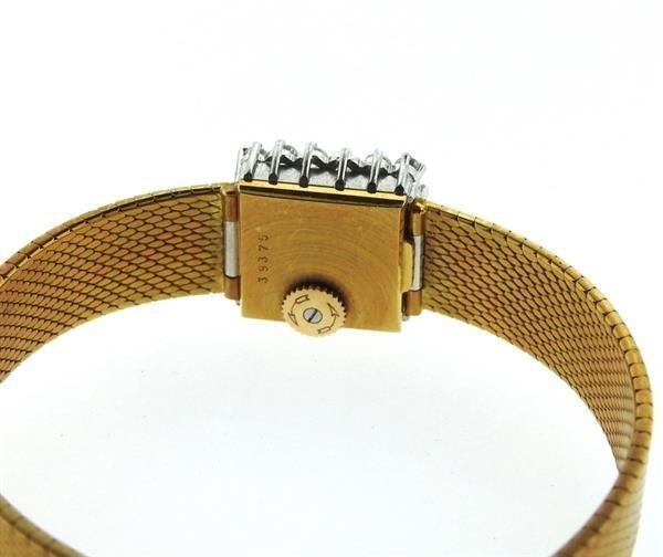 Audemars Piguet 18k Gold Diamond Lady's Backwind - 4