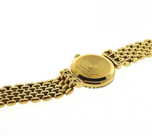 Baume & Mercier 18k Gold MOP Diamond Lady's - 5