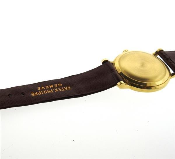 Patek Philippe 18k Gold Watch ref 3435 - 6