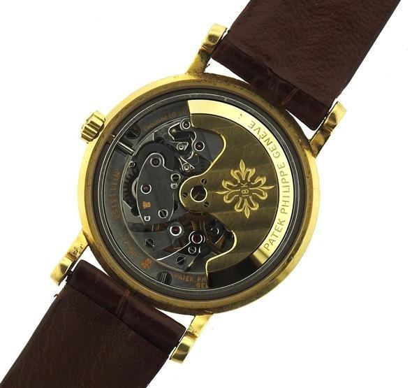 Patek Philippe 18k Gold Watch ref 3435 - 7