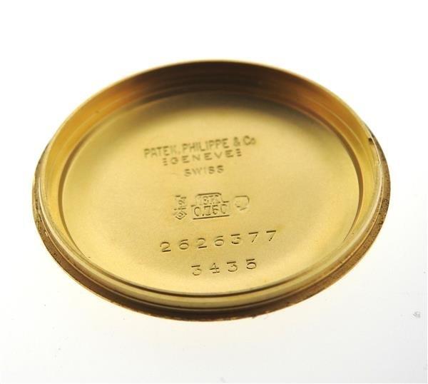 Patek Philippe 18k Gold Watch ref 3435 - 9