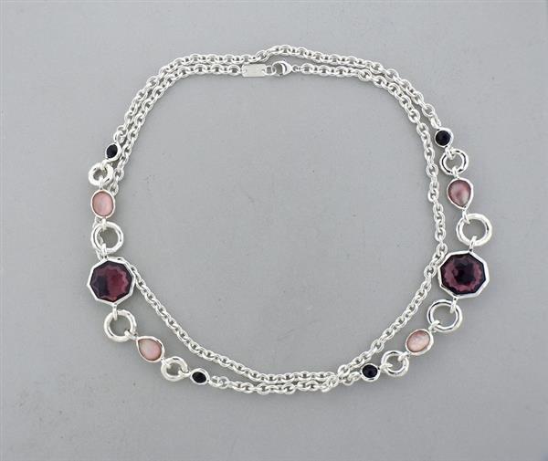 Ippolita Rock Candy Sterling Silver Gemstone Long