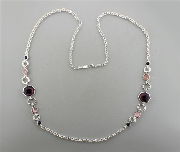 Ippolita Rock Candy Sterling Silver Gemstone Long - 3