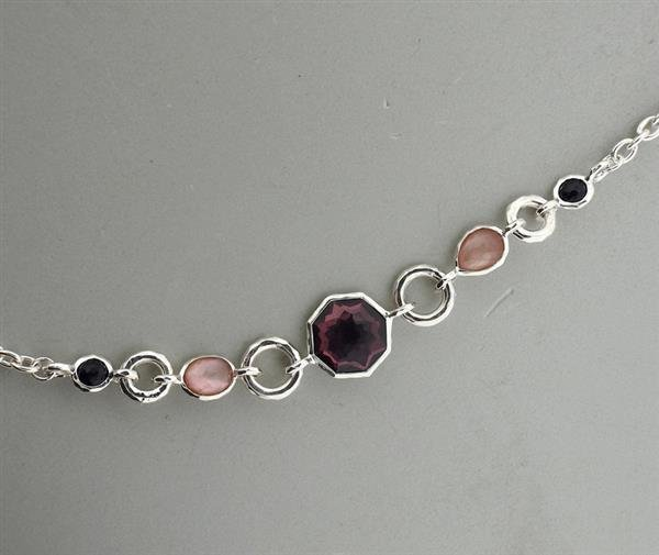 Ippolita Rock Candy Sterling Silver Gemstone Long - 4