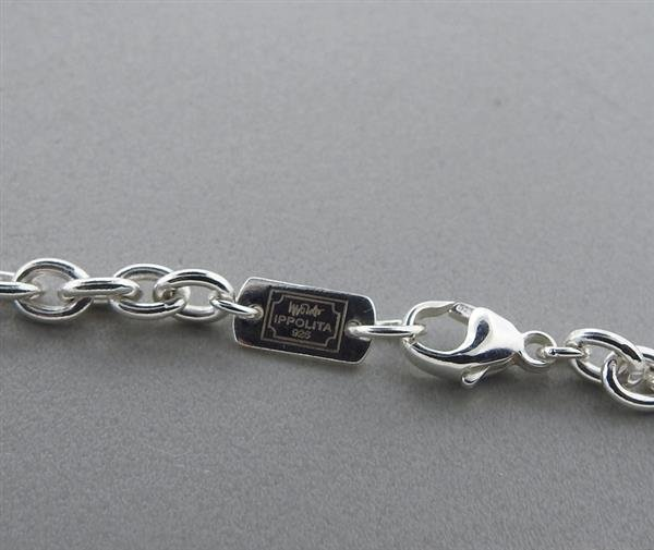 Ippolita Rock Candy Sterling Silver Gemstone Long - 6