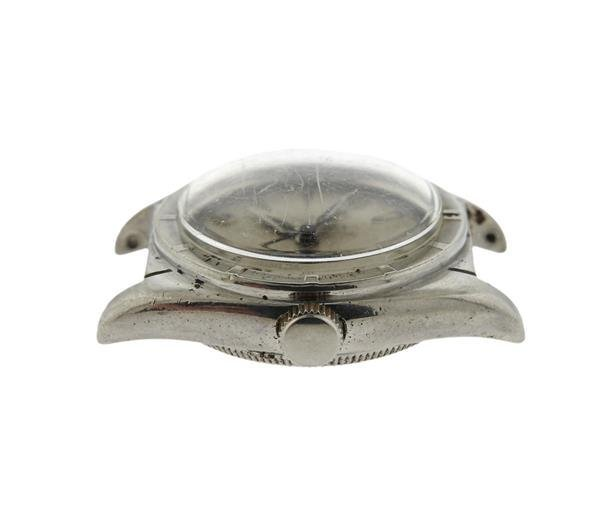 Rolex Bubble Back  Stainless Automatic Watch Ref. 6015 - 2