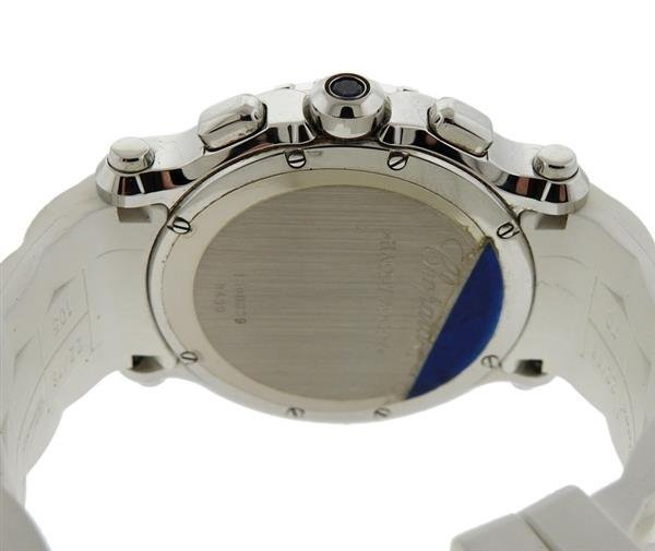 Chopard Happy Sport Diamond Chronograph Watch Ref. 8499 - 3