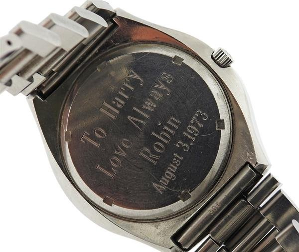 Omega Stainless Electronic Chronometer Watch - 3