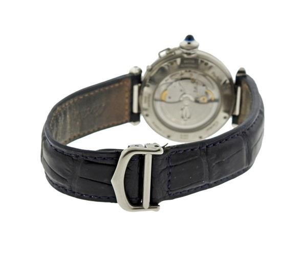 Cartier Pasha Stainless Steel Watch Ref. 2379 - 2
