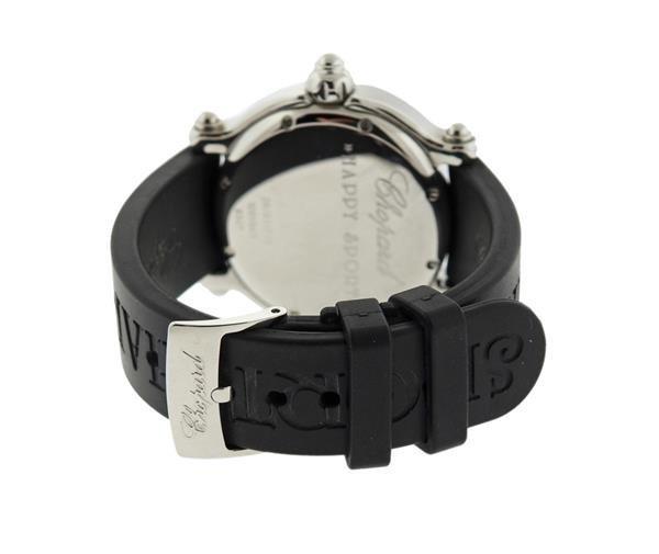 Chopard Happy Sport Diamond Fish Watch Ref. 8347 - 3