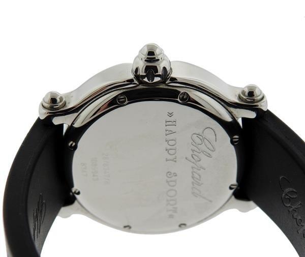 Chopard Happy Sport Diamond Fish Watch Ref. 8347 - 4