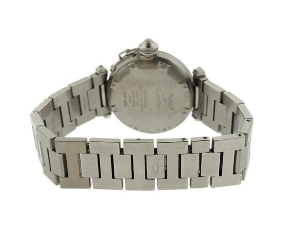 Cartier Pasha Stainless Steel Automatic Watch - 2