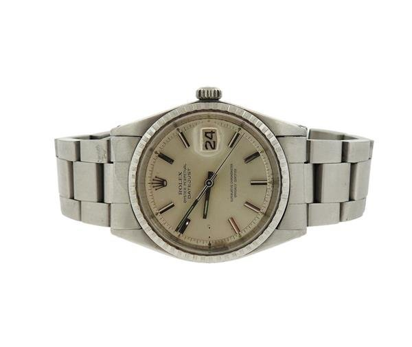 Rolex Oyster Perpetual DateJust Watch Ref. 1601