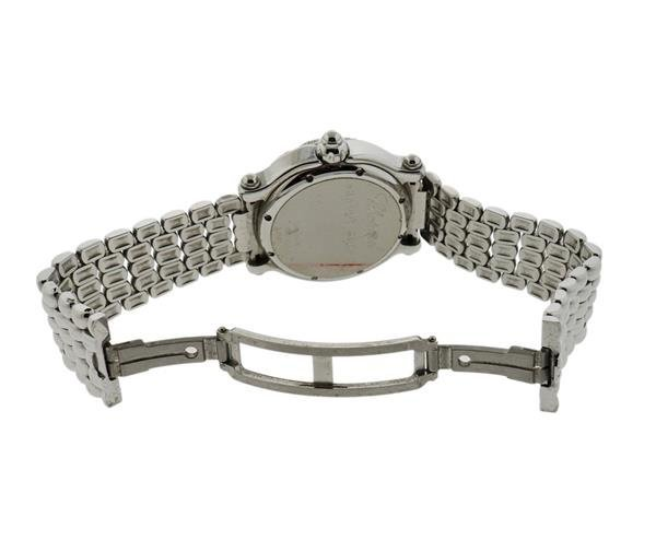 Chopard Happy Sport Sapphire Diamond Watch Ref. 8347 - 5