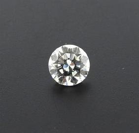 GIA Certified 1.00ct F VVS2 Round Brilliant Loose