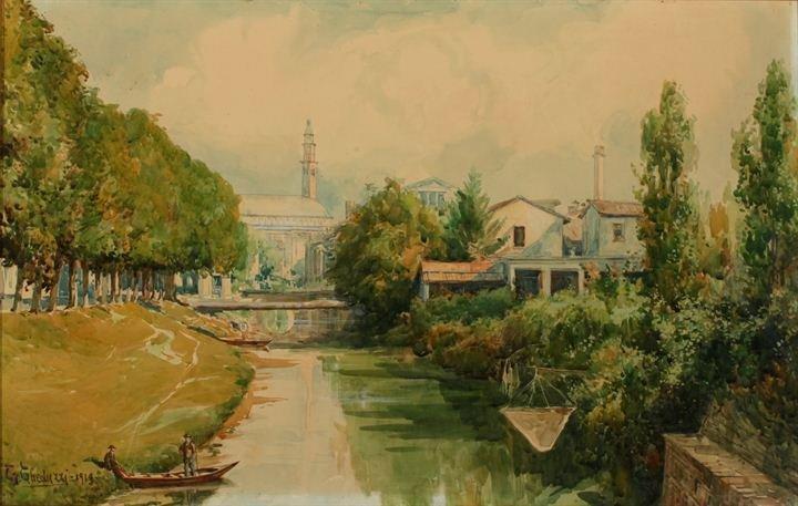 143: GHEDUZZI GIUSEPPE (Crespellano 1889-1957 Torino)