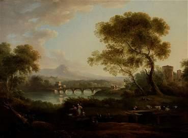 ZUCCARELLI FRANCESCO (Pitigliano 1702 - 1788 Firenze)