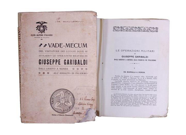 VADEMECUM GARIBALDINO