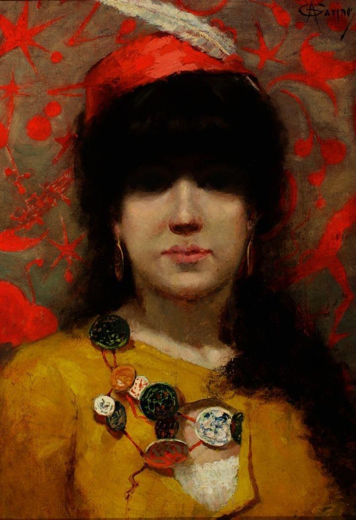 GARINO ANGELO (1860-1945)
