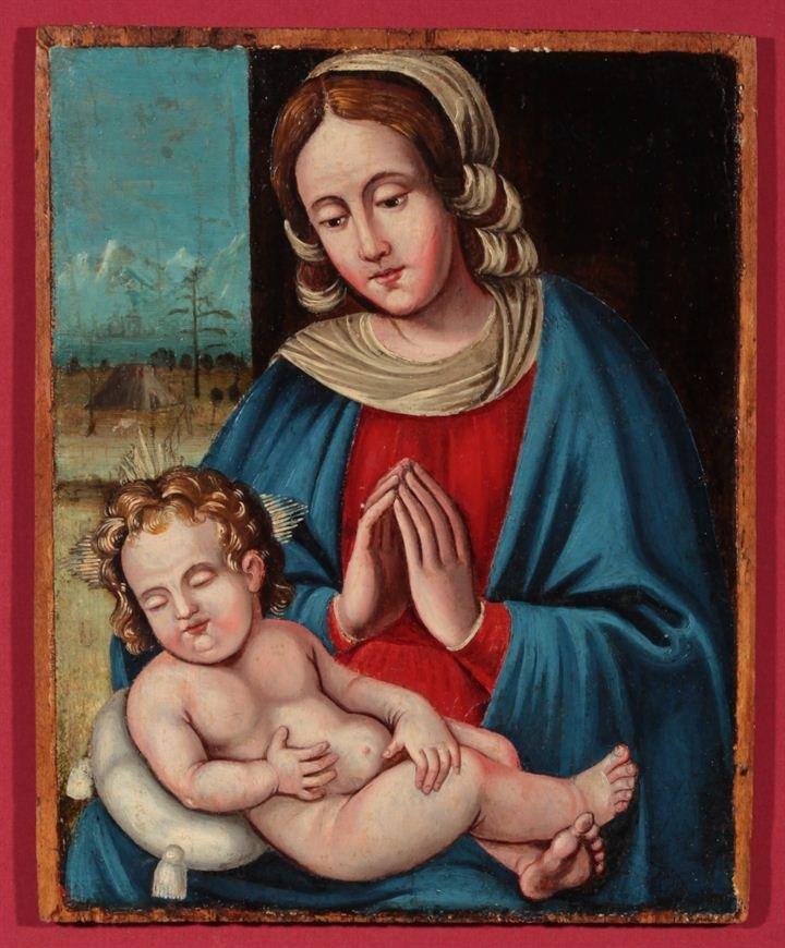 Anonymous painter XVII century