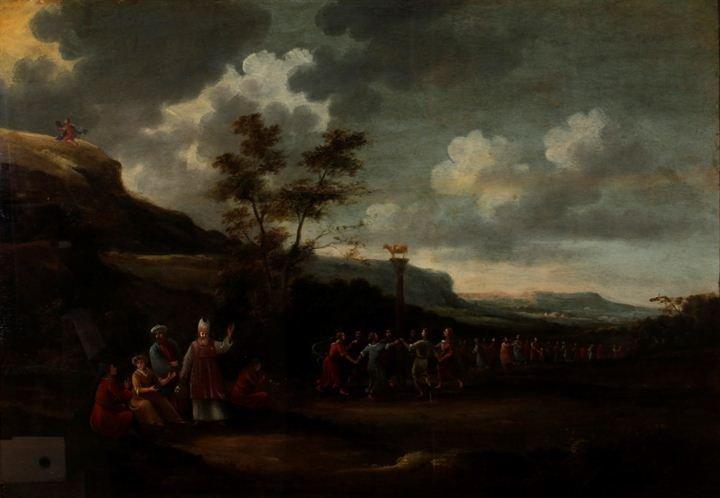 Anonymous Flemish XVII century