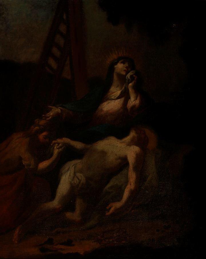 Anonymous painter XVIII century