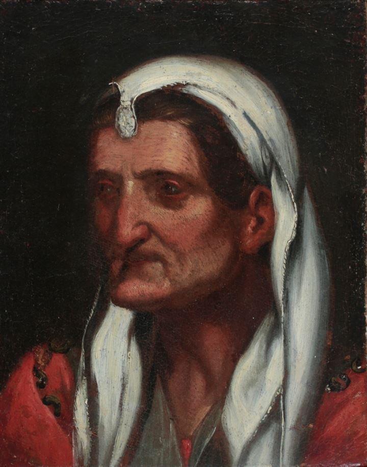 Anonymous painter first half XIX century