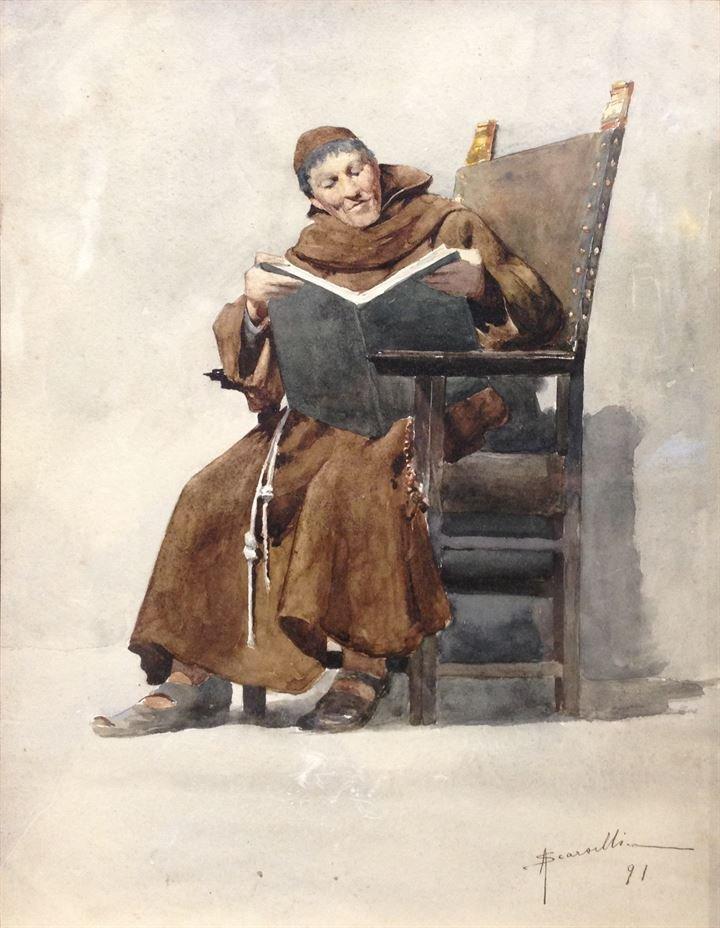 Anonymous painter XIX century