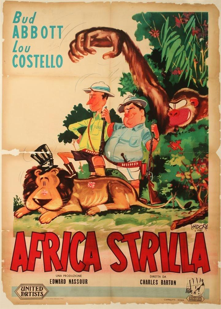 Africa strilla