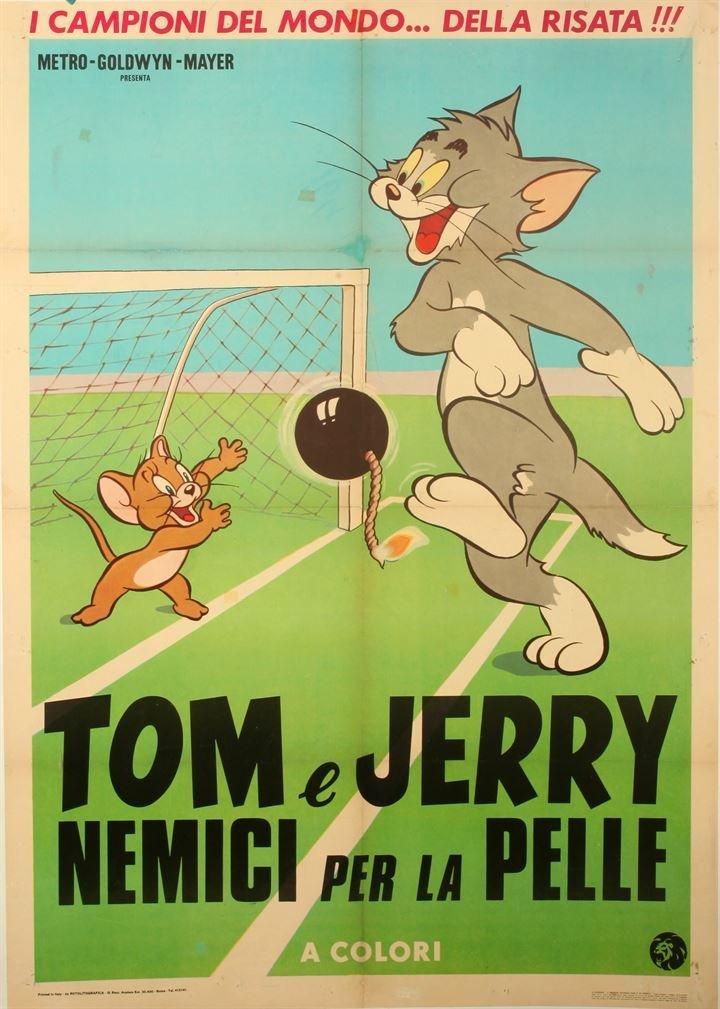 Tom & Jerry nemici per la pelle