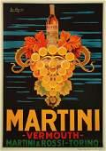 MANIFESTO Martini & Rossi