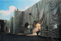 CHRISTO n 1935  JEANNECLAUDE 1935  2009  The