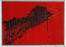 EMILIO SCANAVINO Untitled.