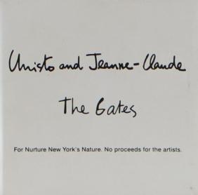 CHRISTO' (n. 1935) & JEANNE-CLAUDE (1935 - 2009)