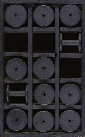 LOUISE NEVELSON Untitled.
