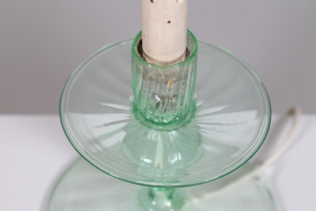 M.V.M CAPPELLIN Lampada da comodino in vetro, Murano - 2
