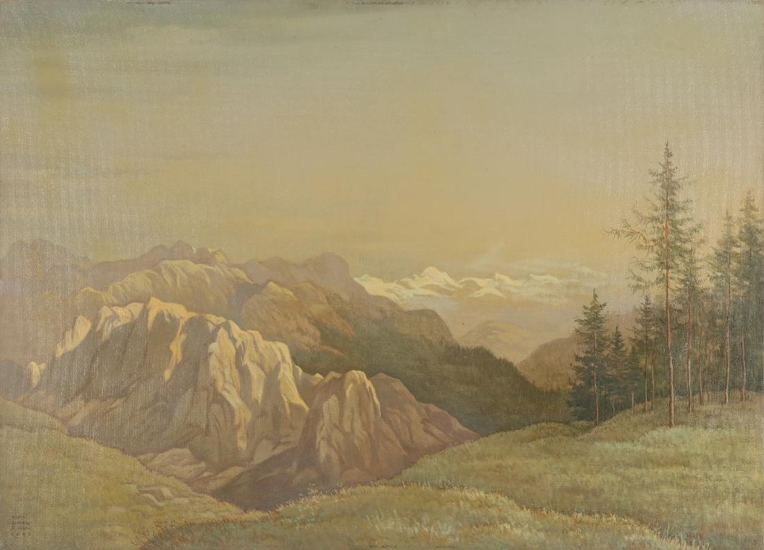 BORIS GEORGIEV Landscape.