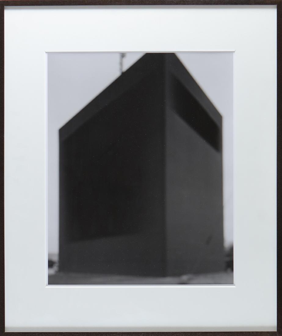 HIROSHI SUGIMOTO Signal box - Herzog & De Meuron.